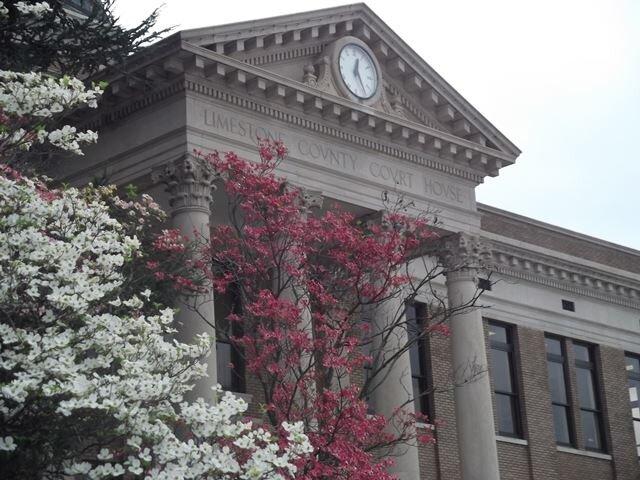 Athens Harris County Surveyors Courthouse